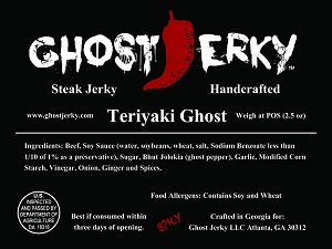 Teriyaki Ghost